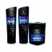 Kit Hidrabell Liso Mágico - Shampoo e Condicionador + Máscara