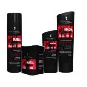 Kit Hidrabell Magia de Dragão - Shampoo e Condicionador + Máscara + Leaving