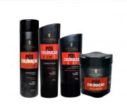 Kit Hidrabell Pós-Coloração - Shampoo e Condicionador + Máscara + Leaving