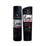 Kit Hidrabell Ultra Force - Shampoo e Condicionador