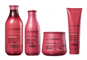 Kit L'Oréal Professionnel Pro Longer Preenchimento de Pontas Cabelos Finos (4 Produtos)