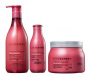 Kit L'Oréal Professionnel Serie Expert Pro Longer Duo com 3 produtos