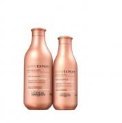 Kit Loréal Professionnel Shampoo + Condicionador Absolut Repair Pós-química