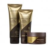 kit Lowell Protect Care Power Nutri - Shampoo + Condicionador + Mascara