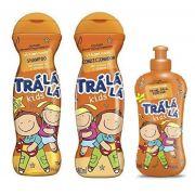Kit Tralálá Vitaminado 3 Produtos