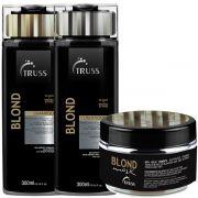 Kit Truss Blond Trio (3 Produtos)
