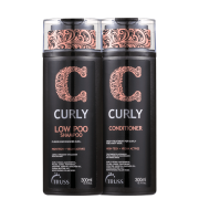 Kit Truss Curly Low Poo Duo (2 Produtos)