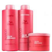 Kit Wella Professionals Invigo Color Brilliance (3 Produtos)