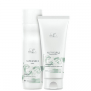Kit Wella Professionals Nutricurls Duo (2 Produtos)