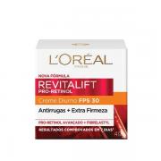 L'Oréal aris Revitalift FPS 30 - Creme Anti-Idade Diurno 49g
