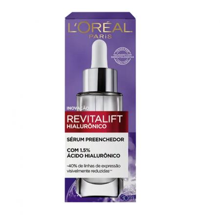 L'Oréal Paris Revitalift Hialurônico - Sérum Anti-Idade 30ml