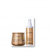 L'Oréal Professionnel Serie Expert Absolut Repair Gold Quinoa + Protein  Máscara 250g+Leave-in 190ml