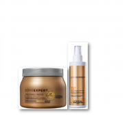L'Oréal Professionnel Serie Expert Absolut Repair Gold Quinoa + Protein  Máscara 500g+Leave-in 190ml