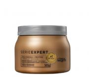 L'Oréal Professionnel Serie Expert Absolut Repair Gold Quinoa + Protein - Máscara Capilar 500g