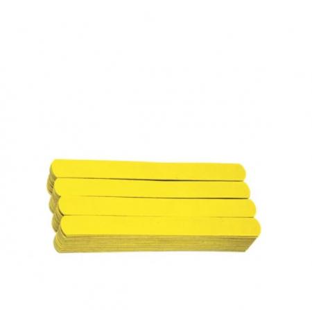 La Beauty Lixa para Unhas Max Canarinho - 72 Unidades