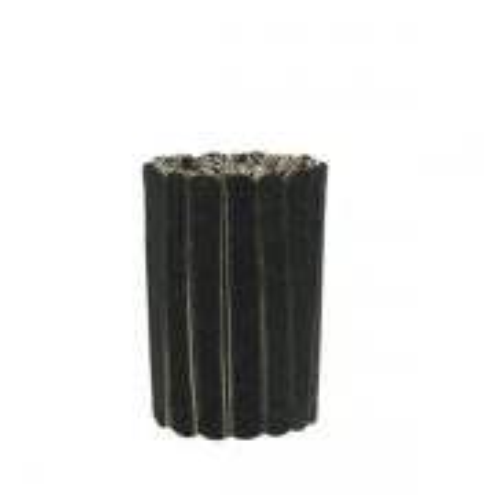 La Beauty Mini Lixa Para Unhas Black - 144 Unidades
