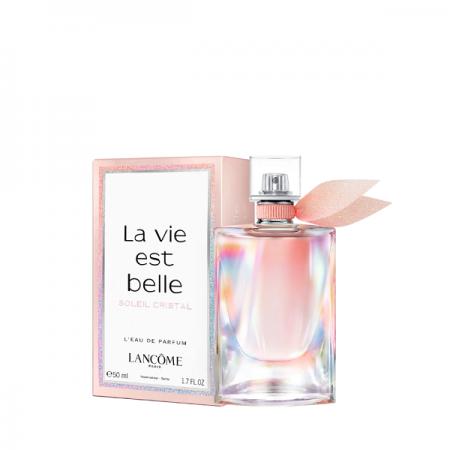 La Vie Est Belle Soleil Cristal Lancôme Eau de Parfum - Perfume Feminino 50ml