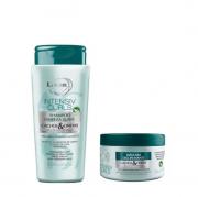 Lacan Cachos & Ondas Intensiv Curls Shampoo 300ml+Mascara 300g
