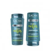 Lacan Hidratante Hidra Cachos Shampoo+Condicionador 300ml