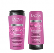 Lacan Regenerador Pos Quimica Shampoo+Condicionador 300ml