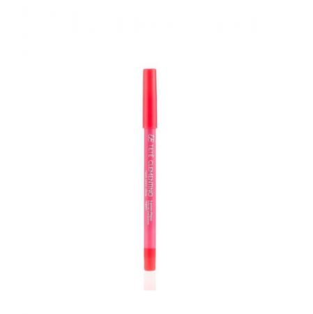Lápis para Olhos +Colors Please Tetê Clementino - Flame