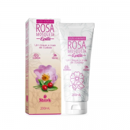 Loção Hidratante Rosa Mosqueta Epile Rugol 200ml