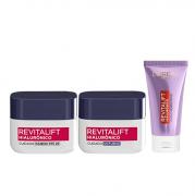 L'Oréal Paris Revitalift Hialurônico Dia+Noite 49g+Hidratante 25g