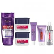 L'Oréal Paris Revitalift Hialurônico Facial Anti-Idade (6 Produtos)