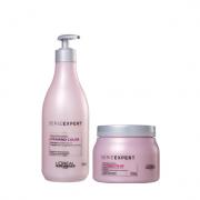 L'Oréal Professionnel Serie Expert Vitamino Color Resveratrol Shampoo+Mascara 500ml