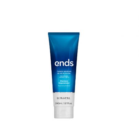 Lowell Ends - Shampoo Regenerador 240ml