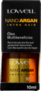 Lowell Nano Argan Intro Hair - Óleo Capilar 10ml