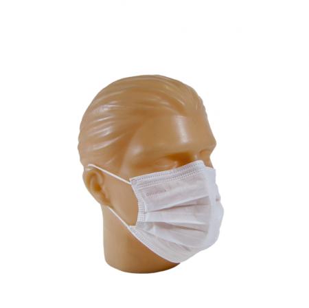Mascara Descartável Descarpack Dupla - 100 Unidades