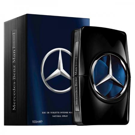 Mercedes Benz Man Intense Eau de Toilette  Perfume Masculino EDT 100ml