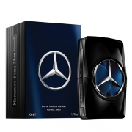 Mercedes Benz Man Intense Eau de Toilette  Perfume Masculino EDT 50ml