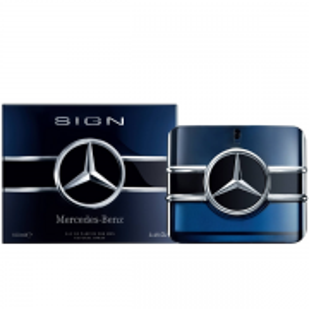 Mercedes Benz Sign Eau de Parfum - Perfume Masculino  100ml