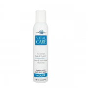 Mousse Vital Care 12h Extra Body Natural Shine - 340g