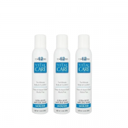 Mousse Vital Care 12h Extra Body Natural Shine 340g - 3 Unidades