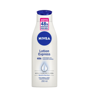 NIVEA Lotion Express - Hidratante Corporal 200ml