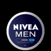 NIVEA MEN 4 em 1 - Creme Hidratante 75g