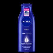 Nivea Milk - Hidratante Corpoal 400ml