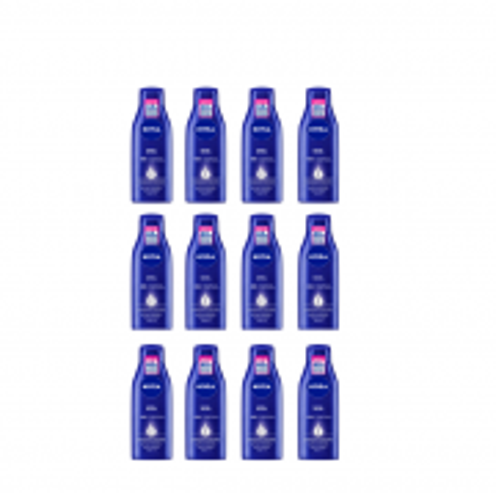 NIVEA Milk - Hidratante Corporal 200ml C/12