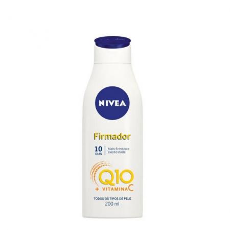 Nivea Q10 + Vitamina C Todos os Tipos de Pele - Firmador 200ml