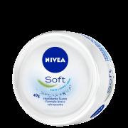 NIVEA Soft - Creme Hidratante Corporal 49g