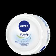 NIVEA Soft - Creme Hidratante Corporal 98g