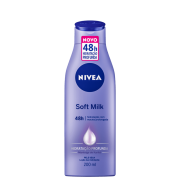 NIVEA Soft Milk - Hidratante Corporal 200ml