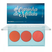 Boca Rosa Beauy By Payot Carinha de Metida - Paleta de Blush 7,5g