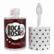 Payot Boca Rosa Vermelho Rosadinho - Lip Tint 10ml