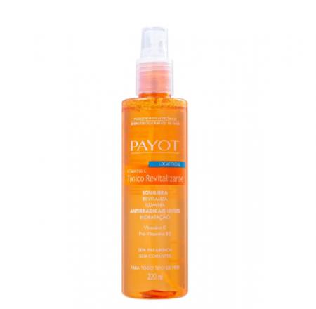 Payot Vitamina C Revitalizante - Tônico Facial 220ml