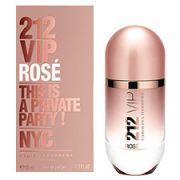 212 Vip Rose Eau de Parfum Perfume Feminino 50ml