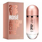 212 Vip Rose Eau de Parfum Perfume Feminino 80ml